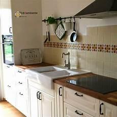 fliesen landhausstil küche individuell und unaufdringlich die schlichte kombination