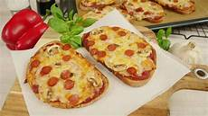 pizza mal anders brot pizza pizzabrot mal anders leckeres blitz rezept