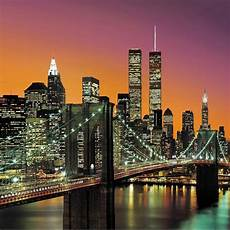 new york city mural wallpaper w g wall mural new york city nyc photo poster wallpaper