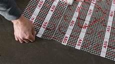 verlegung elektrische fußbodenheizung fu 223 bodenheizung aeg ideal f 252 r die badmodernisierung