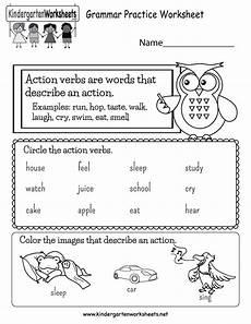 grammar practice worksheet free kindergarten english worksheet for kids