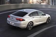 Opel Insignia Grand Sport Specs Photos 2017 2018