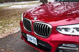 Review 2019 BMW X4 M40i  CAR
