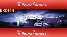 Shell V Power Nitro Promo