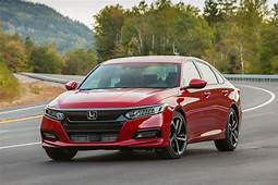 2018 Honda Accord Starts At $23570 Hits 38 Mpg Highway