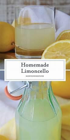 limoncello recipe an italian homemade limoncello liqueur