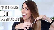 how i cut my own hair my tips and tricks youtube