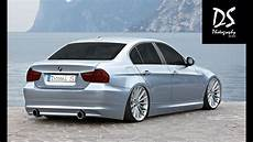 Photoshop Cc Car Tuning Bmw E90