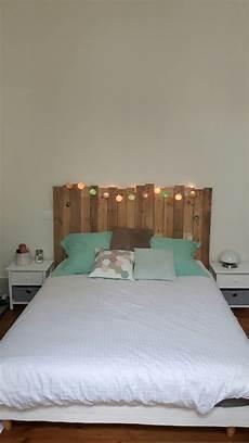 tete de lit palette de bois t 234 te de lit palette en bois tete de lit palette lit en palette et tete de lit maison