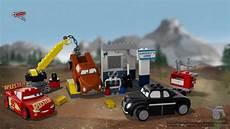 Lego Cars Smokeys Garage by Smokey S Garage Lego Juniors Cars 10743
