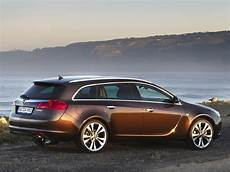 Opel Insignia Sports Tourer Specs Photos 2009 2010