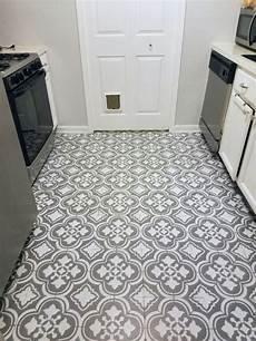 How To Paint Linoleum Flooring The Honeycomb Home