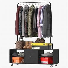 clothes rack real store 3d model nordal clothes rack cgtrader