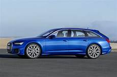 redesigned audi a6 avant premieres with no plans to apply