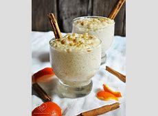 rice atole  mexican rice pudding arroz con leche_image