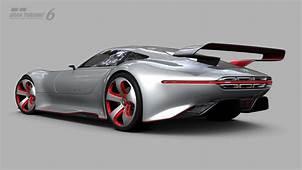 Mercedes Benz AMG Vision Gran Turismo Racing Series