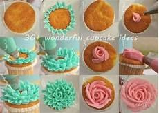 Decorating Ideas Cupcakes by 30 Wonderful Cupcake Ideas