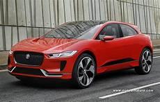 Jaguar E Pace Electrique Jaguar I Pace Le Premier Design 233 Lectrique