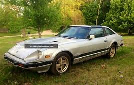 Datsun 280 Zx Turbo Pictures