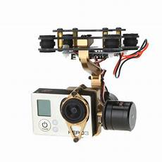 Axis Aluminum Brushless Mount Gimbal by 2018 Aluminum 2 Axis Brushless Gimbal Mount Golden Color