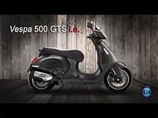 Vespa Gts 500 - piaggio vespa gts 500 i e 2018
