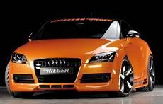 Rieger Spoilerlippe Audi Tt 8j Jms Fahrzeugteile Tuning