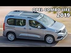 2019 opel combo test drive exterior interior