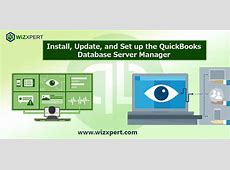 quickbooks database server manager versions