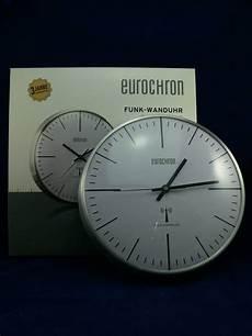 eurochron funk wanduhr efwu 555 s meiseller