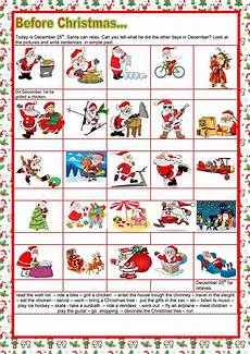 before christmas simple past worksheet free esl printable worksheets made by teachers