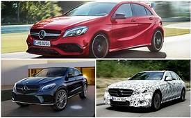 Upcoming Mercedes Benz Cars To Be Launched In India