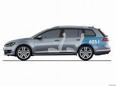 Abmessungen Vw Passat Variant 2015 - volkswagen golf 7 variant 2014 trunk volume hd