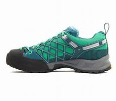 salewa wildfire s gtx s approach shoes blue green
