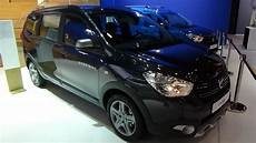 2018 Dacia Lodgy Stepway Tce 115 Exterior And Interior