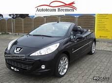 2011 Peugeot 207 Cc Roland Garros Vti 120 New Car Photo