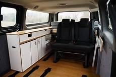 Movovan Cing Ausbau F 252 R Den Ford Transit Custom