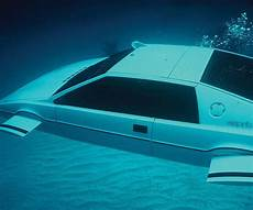 Bond Underwater Car