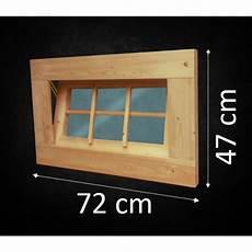 holzfenster für gartenhaus holzfenster kippfenster 72 x 47 cm