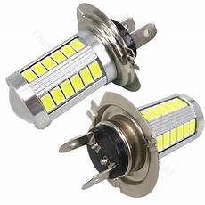 H7 Led Len - wljh 2pcs car h7 l bulb led 5630 led projector len