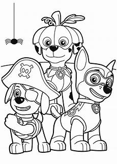 Malvorlagen Paw Patrol Free Nick Jr Paw Patrol Coloring Pages