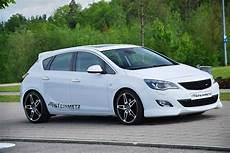 Opel Up - the car steinmetz spiffs up new 2010 opel astra
