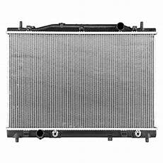Replace 174 Cadillac Cts 2004 Engine Coolant Radiator