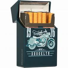 etui 224 paquet de cigarettes motocycle cache paquet