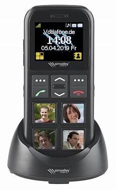 Simvalley Mobile Senioren Handy Rx 820 Gps Garantruf
