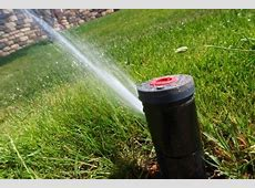 How to Move Sprinkler Heads in Five Easy Steps