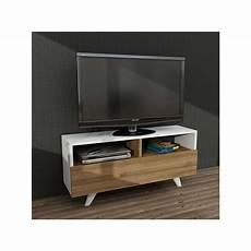 meuble tv hifi blanc wooden meuble tv hifi blanc brandalley