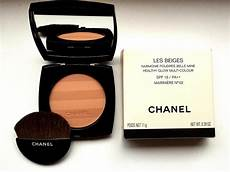 highendlove chanel les beiges poudres marini 232 re no 2