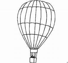Malvorlagen Gratis Ballon Ballon Heisse Luft Ausmalbild Malvorlage Die Weite Welt