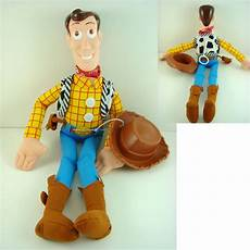 new arrival disney toy story woody 16 quot soft plush doll toy charm ebay