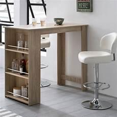 minibar für wohnzimmer finebuy bartisch 120 x 107 5 x 60 cm holz stehtisch